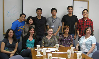 UCLA Center for Iron Disorders | Lab Photos | June 2012